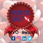 Northeast won weer de MVO-award!